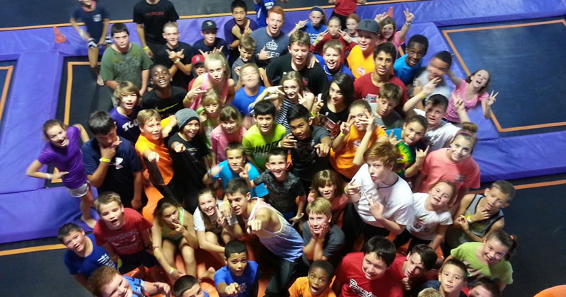 Trampoline Teen Night - Jacksonville, North Carolina